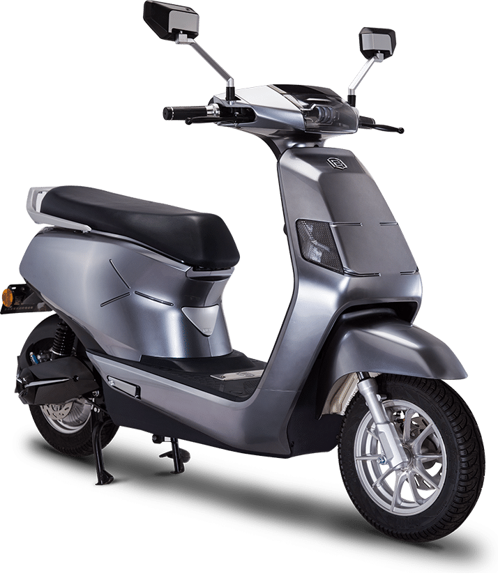 Economic electric scooter in India