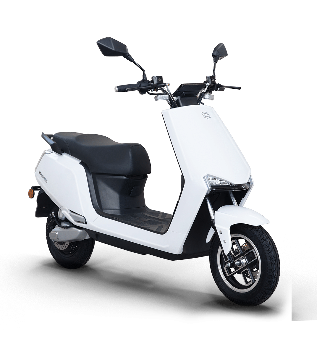 A2_white electric scooter 2020